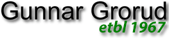 gunnargrorud - gunnargrorud