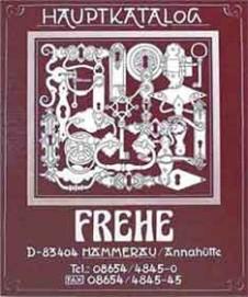 Frehe Kataloger